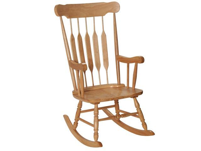 GiftMark Adult Rocking Chair