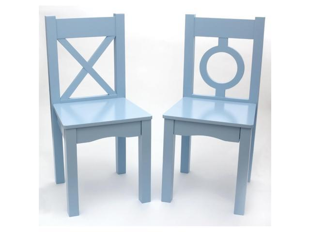 Lipper Child's Set of 2 Chairs