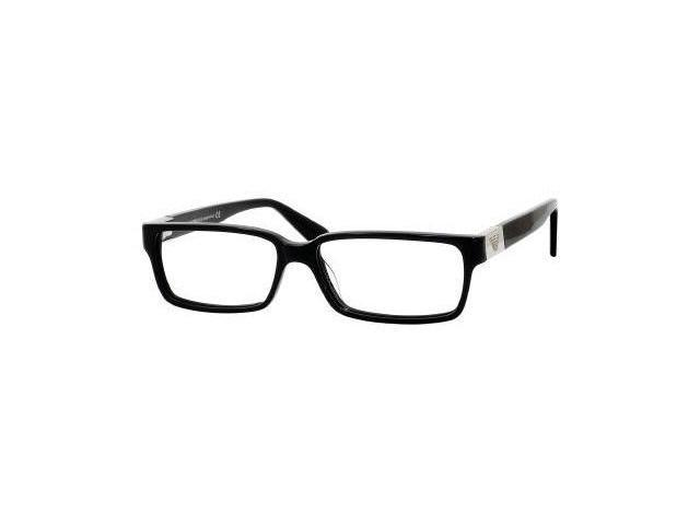 Emporio Armani 9594 Eyeglasses-In Color-Dark Havana-Size-53/14/140