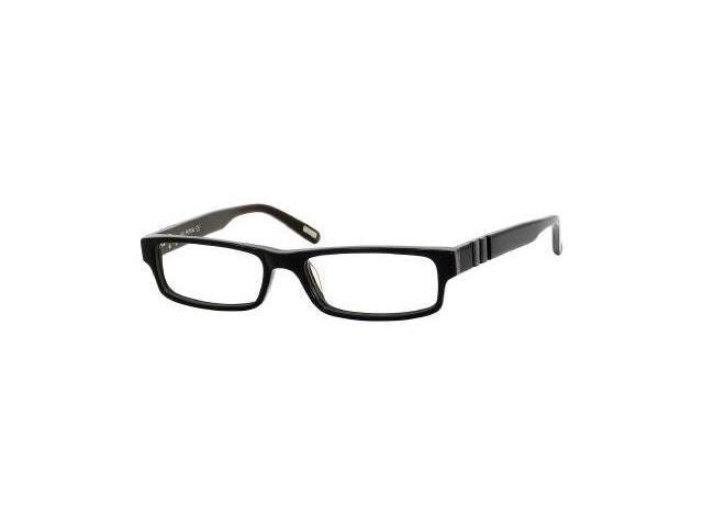 Fossil Maxwell Eyeglasses-In Color-Black Charcoal-Size-51/16/140