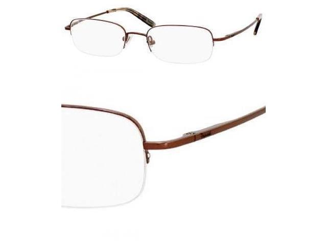 Fossil Speedway Eyeglasses-In Color-Brown-Size-50/18/140
