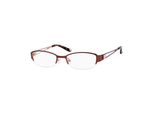 Liz Claiborne Eyeglass Frames 135 : Liz Claiborne 417 Eyeglasses-In Color-Camel Peach-Size-48 ...