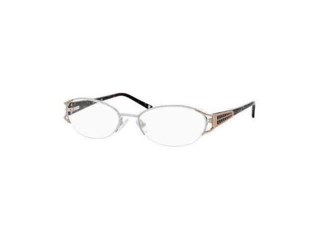 Liz Claiborne Eyeglass Frames 135 : Liz Claiborne 372 Eyeglasses-In Color-Palladium Gold-Size ...