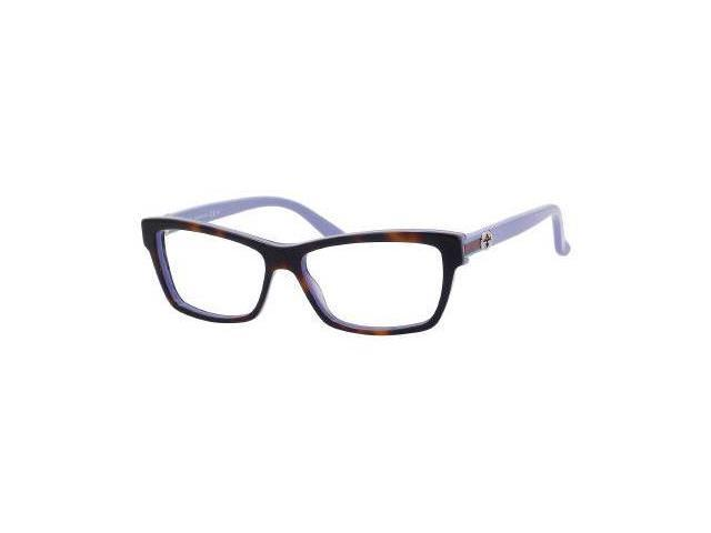 Gucci 3562 Eyeglasses-In Color-Havana Violet-Size-53/14/140