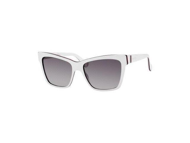 Gucci 5006/C/S Sunglasses (In Color-White Red Gray/dark gray shaded)