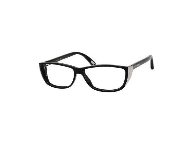 Marc Jacobs 423 Eyeglasses-In Color-Shiny Black-Size-56/13/135