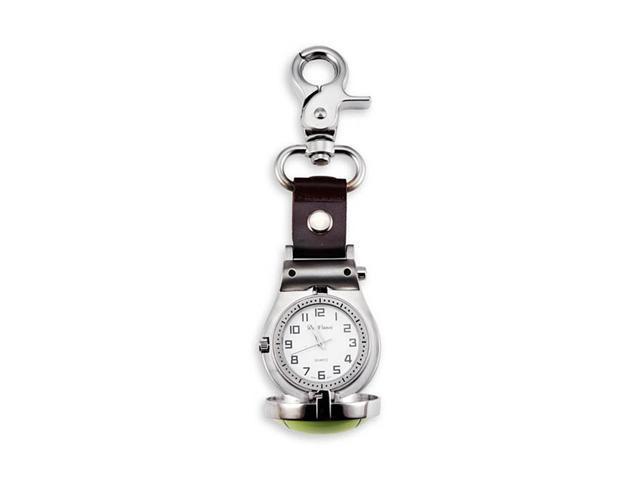 Ladies Multi-Color Band Silver Tone Quartz Bangle Watch