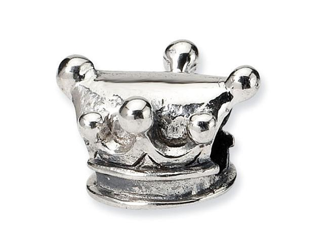 925 Sterling Silver Charm Jester Hat Kids Jewelry Bead