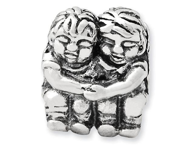 925 Sterling Silver Kids Children Charm Jewelry Bead