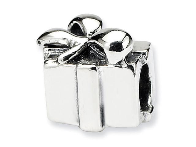 925 Sterling Silver Kids Charm Gift Box Present Bead