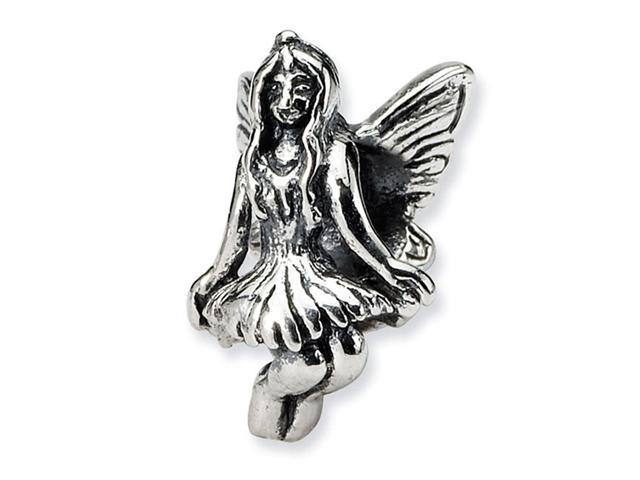925 Sterling Silver Charm Fantasy Fairy Jewelry Bead