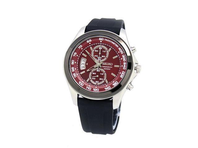 mens seiko snn263 chronograph stainless steel