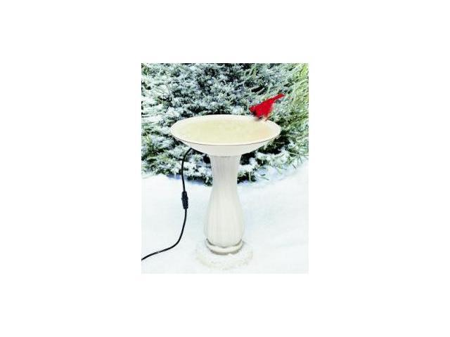 Allied Precision Heated Bird Bath