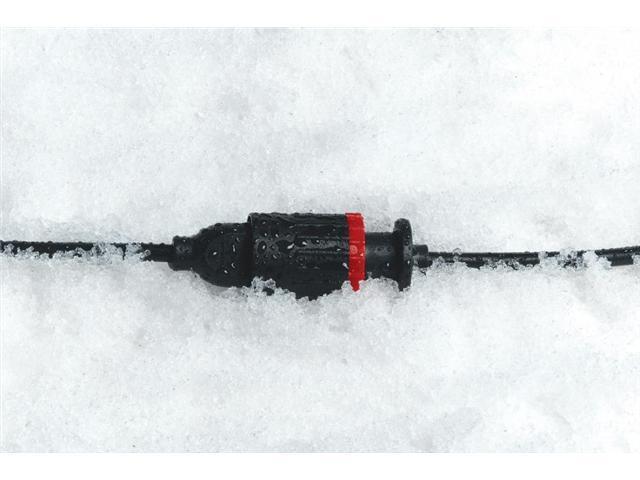 Lock'n'Dry Outdoor/Indoor 25' Detachable Power Supply Cord, 16-Gauge 13-Amp