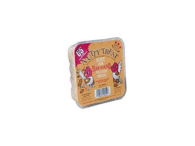 C & S Products Nutty Treat, 11.75 Ounce Package