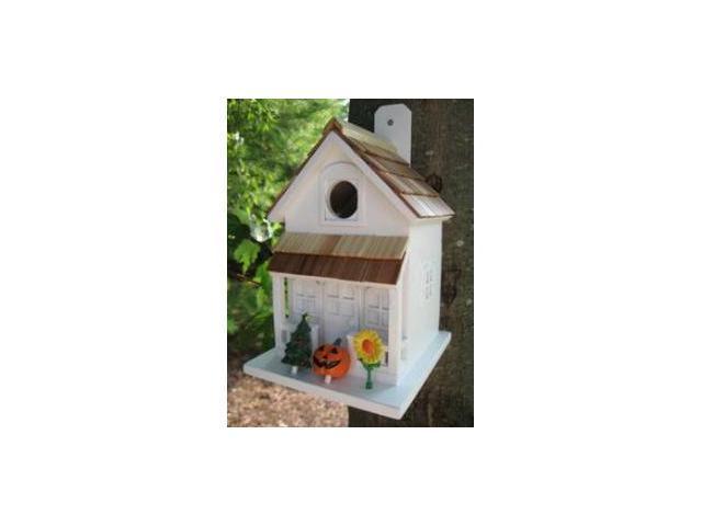 Home Bazaar Little Season's Tweetings Birdhouse - HB-9036HSS