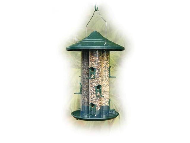 Woodlink Audubon Series Triple Tube Seed Feeder