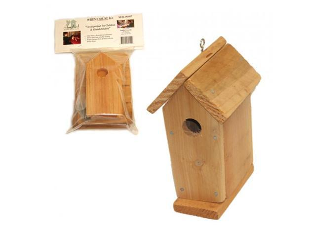 Songbird Essentials Wren House Kit
