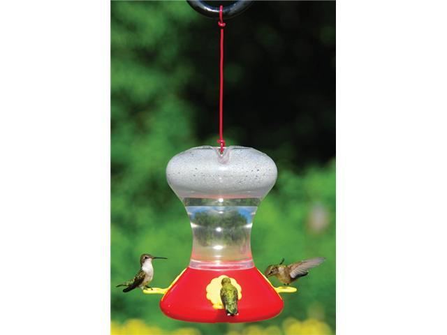 Songbird Essentials Fliteline 30 oz. Hummingbird Feeder