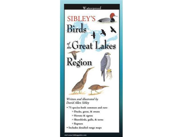 Steven M. Lewers & Associates Sibley's Birds Great Lakes Region