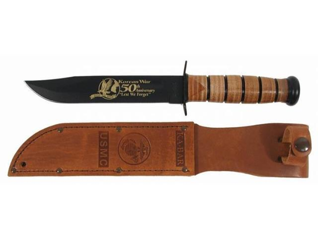 Ka-bar Knives Korea 50th Anniversary- USMC