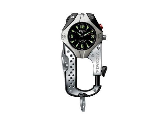Dakota Knife Clip Watch Green