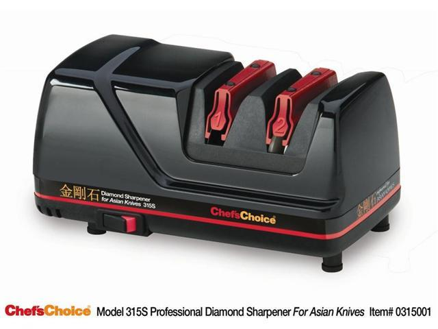 Chef's Choice 315S Professional Sharpener for Asian Style Knives