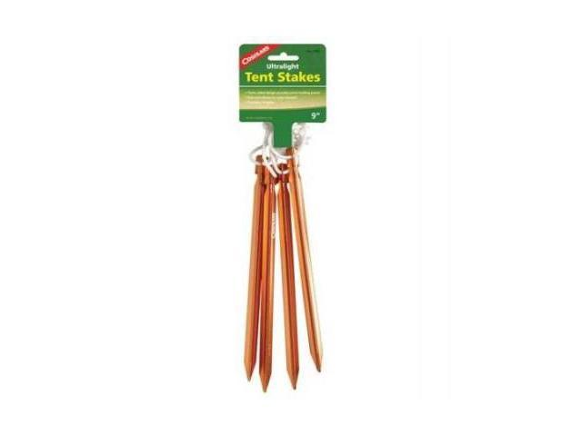 Coghlans Ultralight Tent Stakes - 4 pc