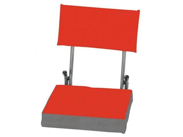 Stansport Coliseum Seat - Xtra Large, Red