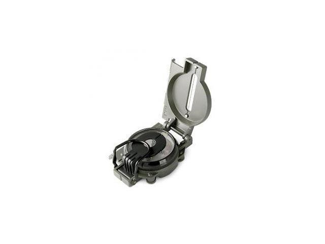 Brunton BN586 Model 9077 Compass Military Style Lensatic Sighting Compass W/