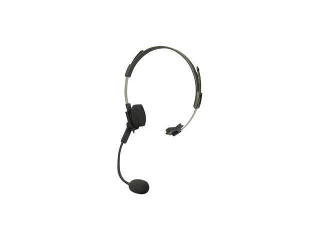 Motorola MO725 Headset With Swivel Microphone Attached Headset Microphone Allows