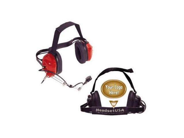 TITAN Headset - Extreme Noise Head Set for 2-Way Radio