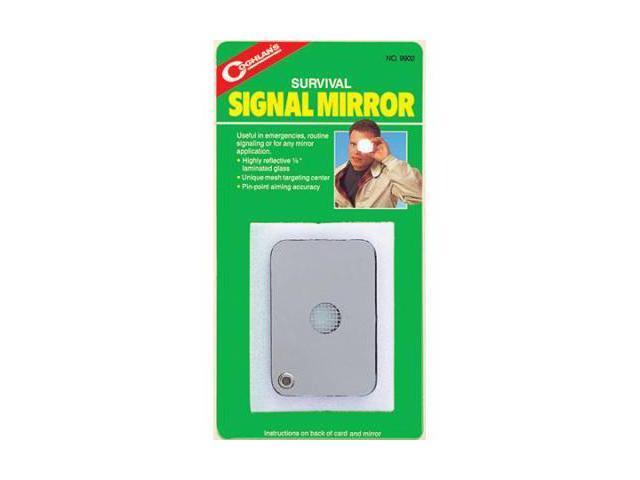 Coghlans 159124 Survival Signal Mirror 2in.X3in.