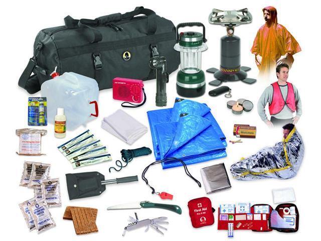 Stansport 99600 Deluxe Emergency Preparedness Kit