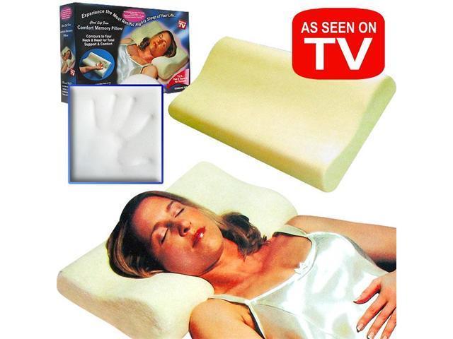 Comfort Memory Pillow,Cloud Soft Foam