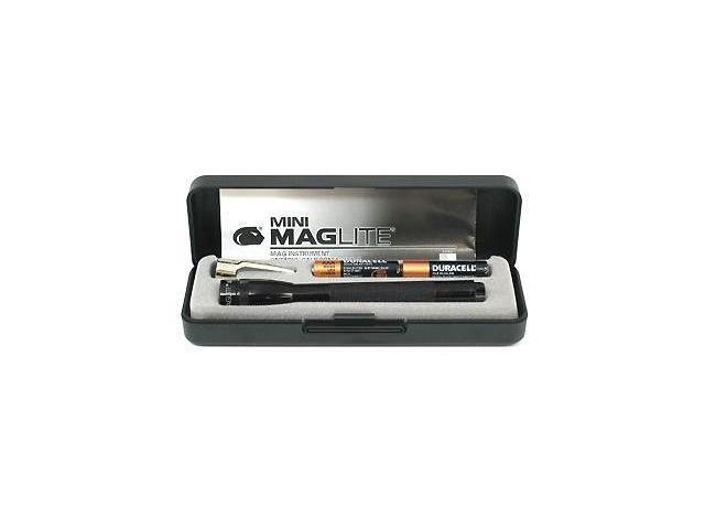 MagLite AAA Mini Maglite Flashlight with Presentation Box, Black