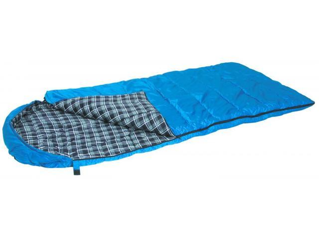 Stansport Base Camp Hooded Sleeping Bag, 39
