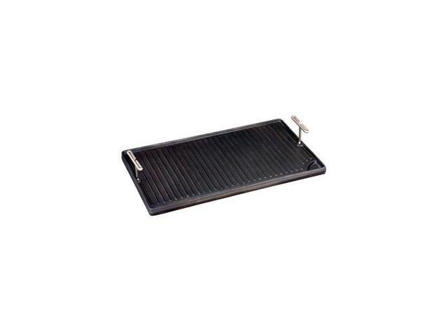 Camp Chef Reversible Pre-seasoned Cast Iron Grill/Griddle