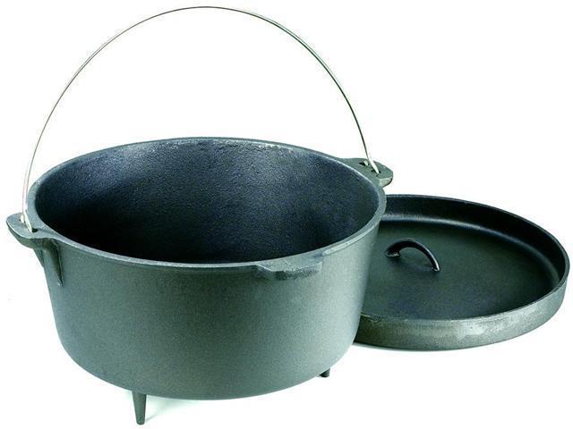 Stansport Cast Iron Dutch Oven - 20 Quart