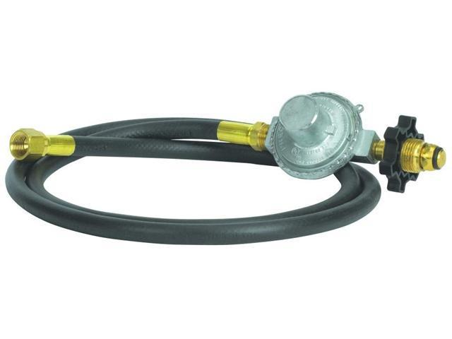 Stansport 5' Hose with Regulator - Bulk Tank to Appliance