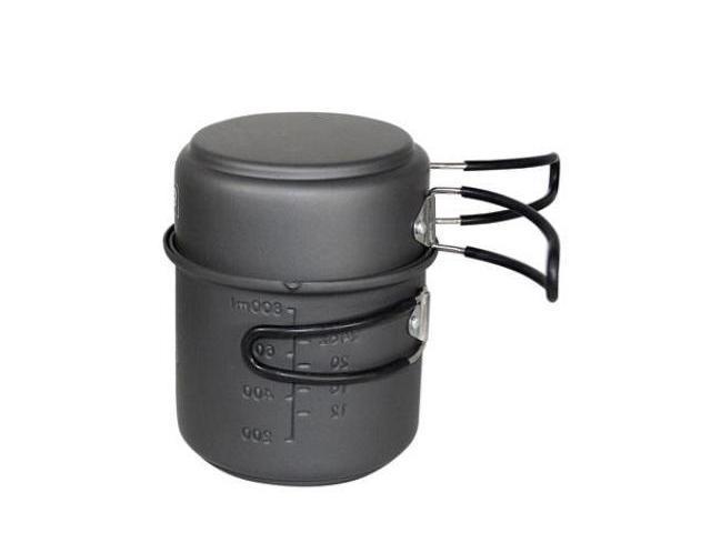 ESBIT Alcohol Burner and Trekking Cookset E-CS985HA