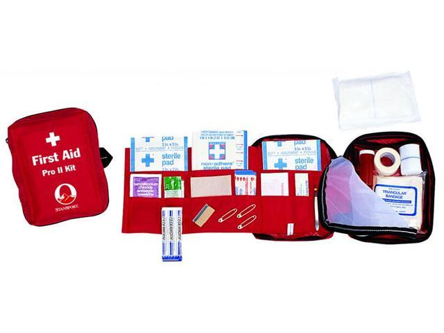 Stansport 634 Pro II First Aid Kit