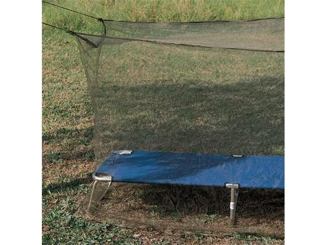 "Stansport Mosquito Netting - 32"" x 79"" x 59"""
