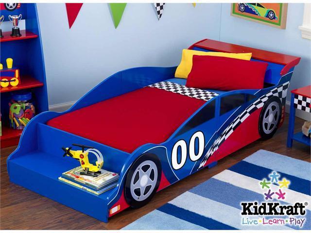 Racecar Toddler Bed - OEM