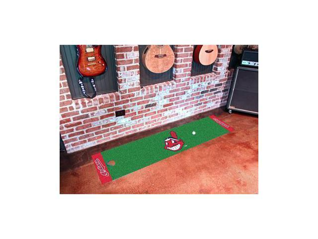 Cleveland Indians Putting Green Runner