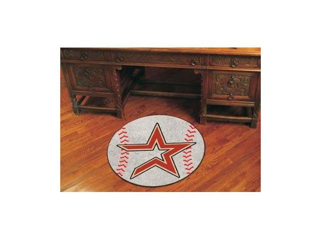 Houston Astros Baseball Rug