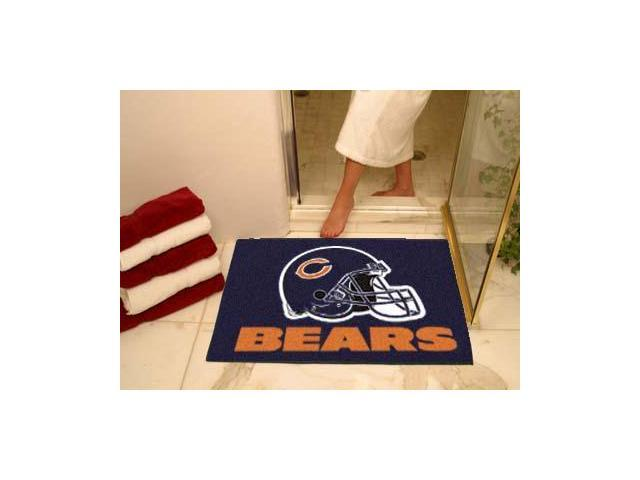 Chicago Bears All-Star Rug