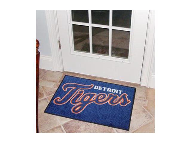 Detroit Tigers Starter Rug
