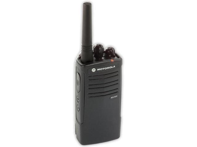 Motorola Rdu2020 2w, 2c Uhf Radio