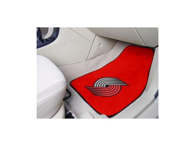 National Basketball Association Portland Trail Blazers  Carpeted Car Mats